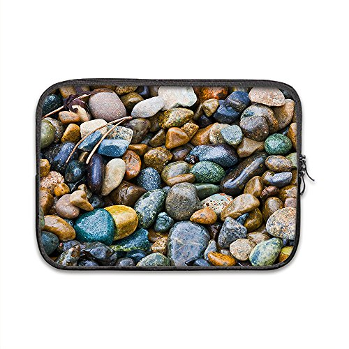 Doubb Custom Cool Pebble River Sleeve for Macbook Air 13