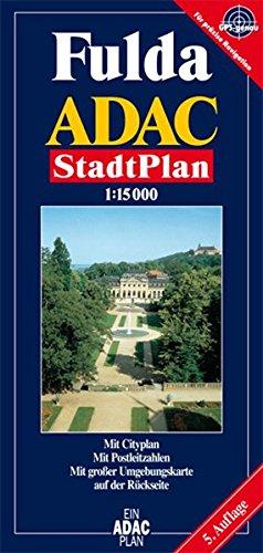 ADAC Stadtplan Fulda (ADAC Stadtpläne)