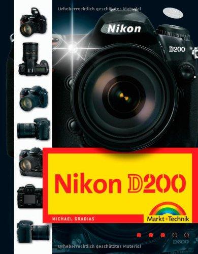Nikon D200, Nikon Community Tipp, Fotobuch und Wegweiser zur Bedienung für Kamera und Software