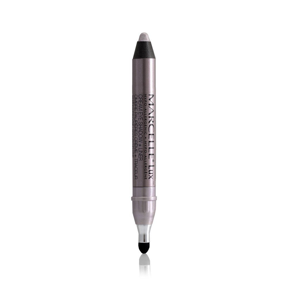 Marcelle Hypoallergenic and Fragrance-Free Waterproof Lux Cream Eyeshadow + Liner - Taupe du Jour 167127
