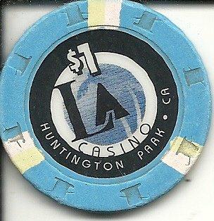 $1 la casino huntington park california casino chip