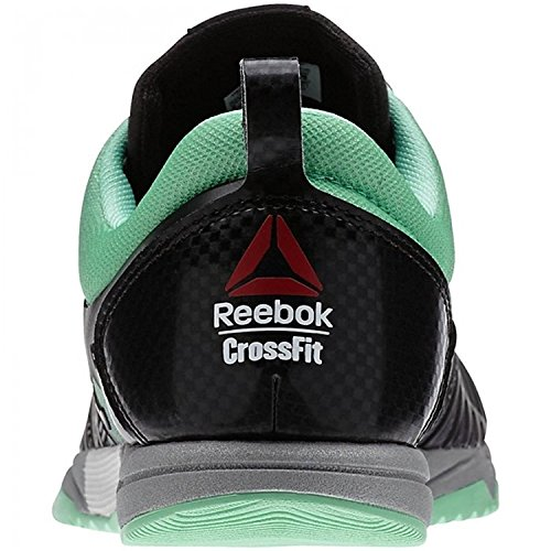 Men's Silver Reebok Mint Athlete Crossfit Sprint Tr Pack Glow Black Sneakers Size Select 13 dBBSnwq