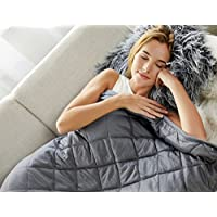 Meisling Weighted Blanket for Sleeping Issues, Stress,...