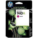 HP 940XL Officejet Ink Cartridge, Magenta