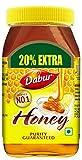 Dabur 100% Pure Honey, 1kg (Get 20% Extra)