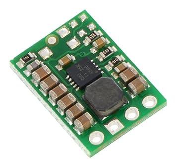 uk stock POLOLU-2123 Pololu 5V Step-Up//Step-Down Voltage Regulator S7V8F5