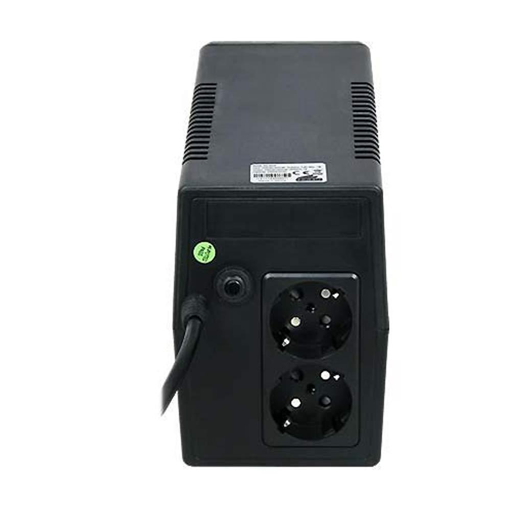 Phasak PH9404 Syst/ème d/'Alimentation sans Interruption Noir 400/Vca