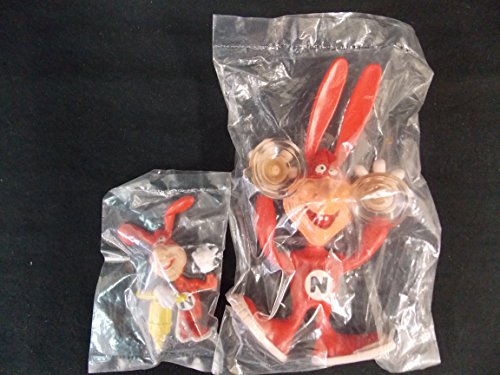 dominos-pizza-the-noid-set-of-2-3-jack-hammer-noid-and-6-noid-new-in-package-vintage-very-rare-its-i