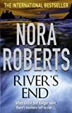 Front cover for the book River's End by Nora Roberts
