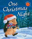 """One Christmas Night (Sparkling Glitter)"" av M. Christina Butler"