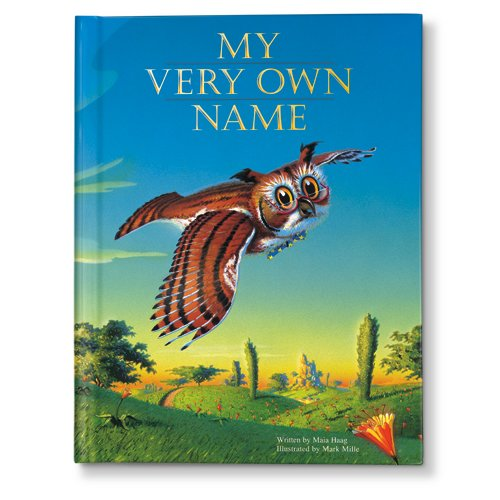 My Very Own® Name Personalized Storybook (first/middle/last name)