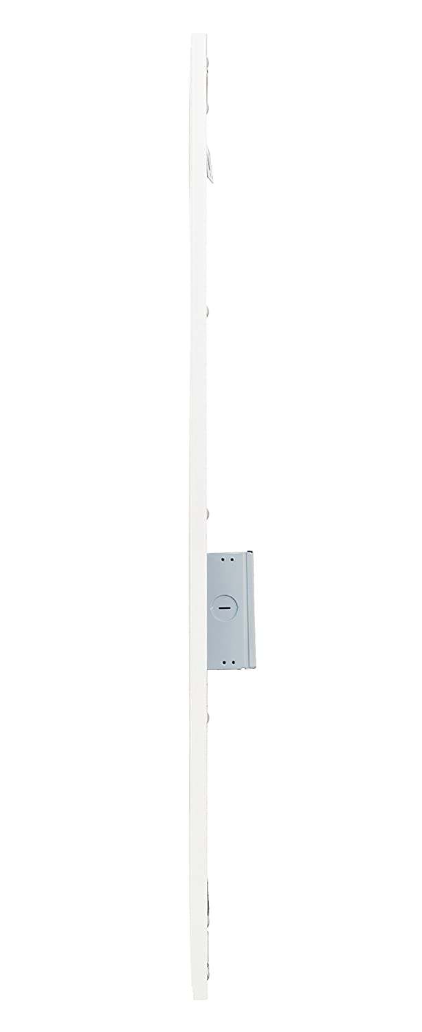UL Listed DLC Approved 100-277V AC 5000K Dimmable 50000 Hr Lifespan ROHS Compliant and LM79 /& LM80 Tested Westgate Lighting LED 2X4 Indoor Panel Light