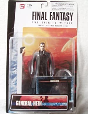Final Fantasy: The Spirits Within, Fantasy Becomes Reality: 2001 (General Hein) by Final Fantasy