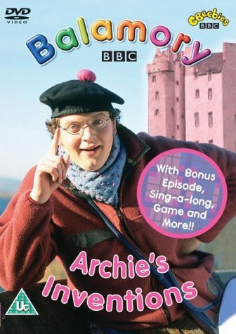 Balamory - Archies Inventions [Region 2]
