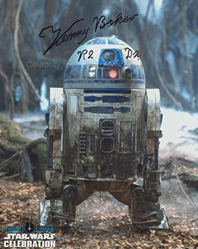 Kenny Baker as R2-D2 (Star Wars) Autograph