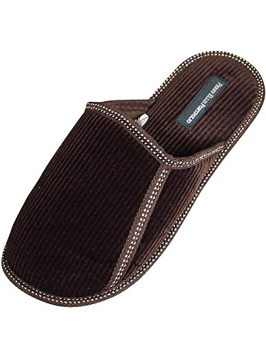Perry Ellis Portfolio Scuff Slipper