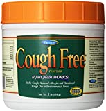 Cough Free Powder for Horses, 1 Pound