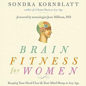 Brain Fitness for Women Audiobook