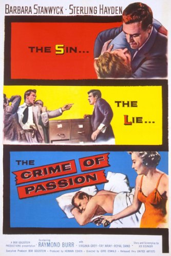 Crime Of Passion ()