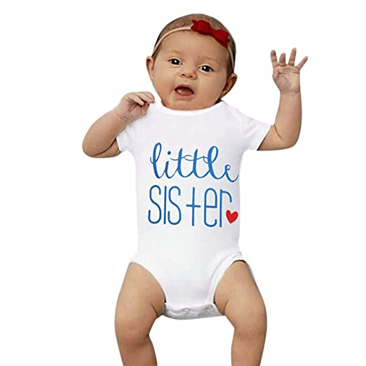 7776572c38b0 Amazon.com  2019 New! Cute Baby Bodysuits