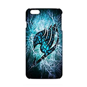 Wish-Store Blue green fairy tail 3D Phone Case for iPhone 6 plus