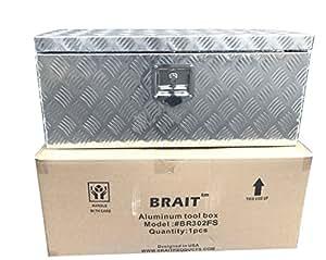 Brait br30f caja de herramientas de aluminio para atv - Caja con herramientas ...