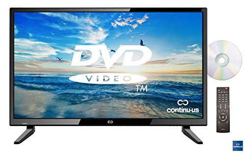 "Discover Bargain 32"" LED HDTV with Built-in DVD Player by Continu.us 