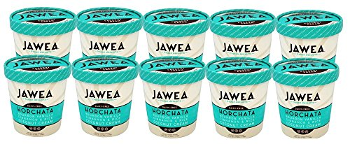 Jawea Frozen Desserts, Horchata, 16 Fluid Ounce (Pack of 10) by Jawea