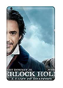 samuel schaefer's Shop Ipad Mini Hard Back With Bumper Silicone Gel Tpu Case Cover Sherlock Holmes A Game Of Shadows 9646715I66449019