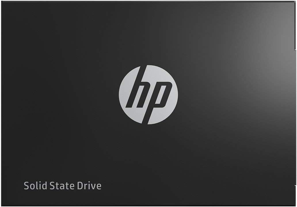 HP S600 2.5 120GB SATA III 3D NAND Internal Solid State Drive (SSD) 4FZ32AA#ABC