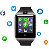Amazon.com: Smartwatch A9 Bluetooth Smart Watch for Apple ...