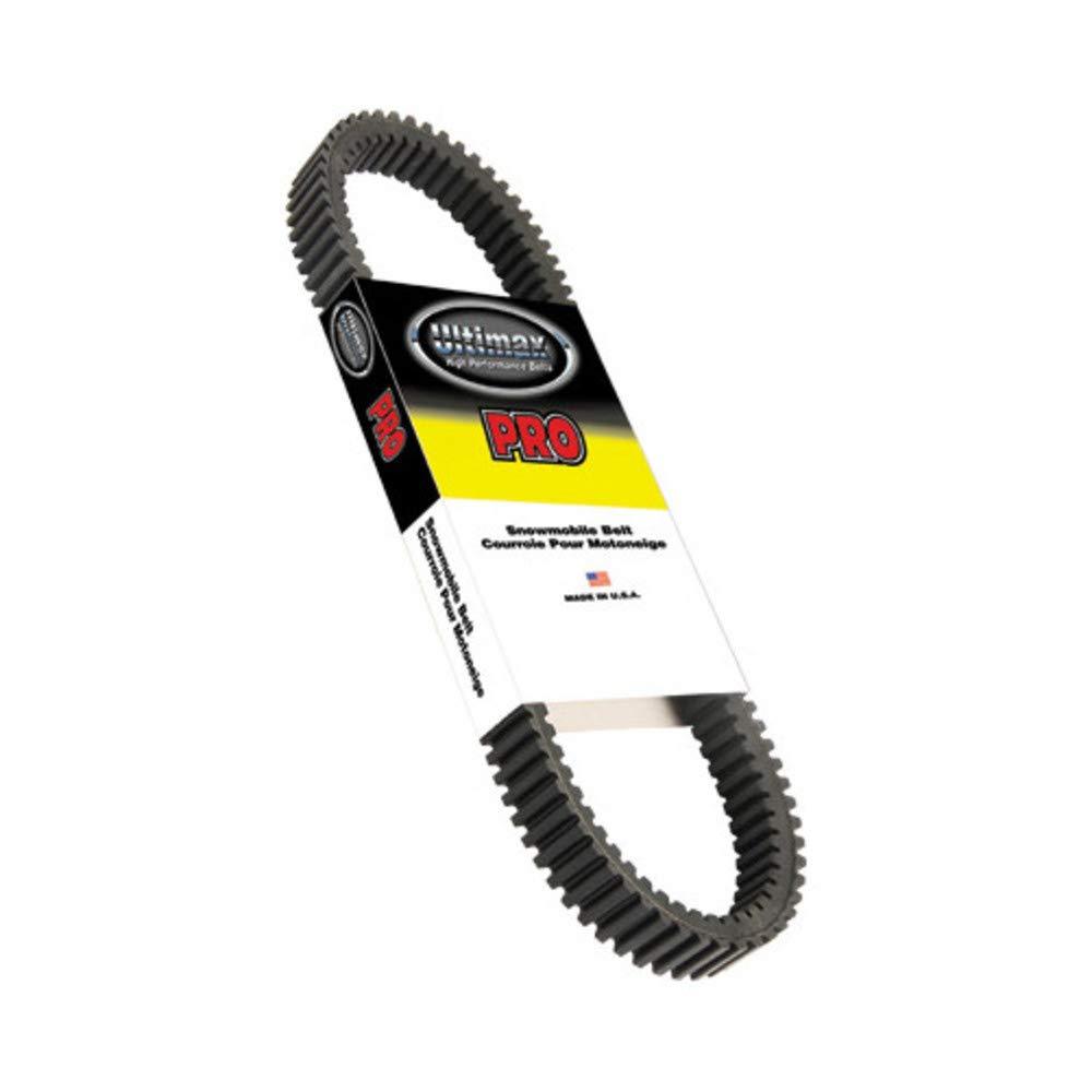 CARLISLE BELTS Ultimax Pro Drive Belt - 1-3/8in. x 44-1/4in. 138-4416U4 61722189