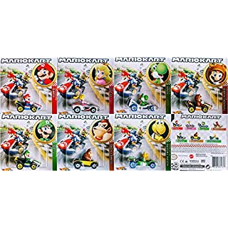 Mario Kart 7 Car Set Bundle