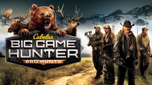 Cabela's Big Game Hunter Pro Hunts [Online Game Code]