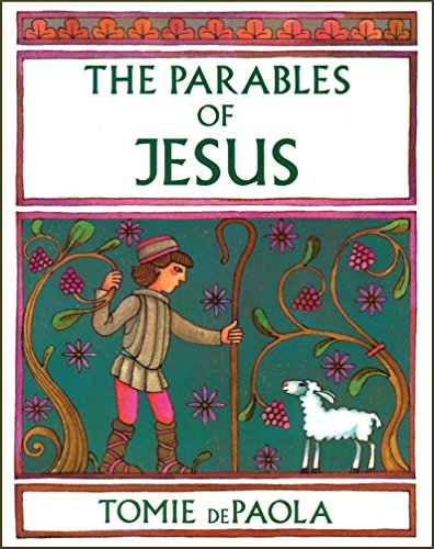 The Parables of Jesus by [dePaola, Tomie]