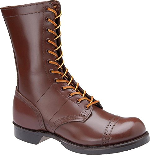 Corcoran Men's 10 Inch Historic Jump Work Boot,Brown,8 EE US