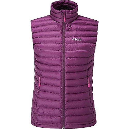 地下室ブロッサムフィード[ラブ] レディース ジャケット?ブルゾン Rab Women's Microlight Vest [並行輸入品]