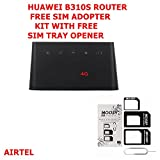 B310s-927 4g/3g/2g Sim Based Home Internet R-O-U-T-E-R with Wi-Fi+RJ45 Output and Sim Tray Opener Kit