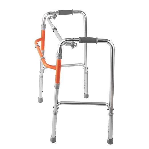 XINKONG Andador Soportes para Caminar Anciano Walker Bastón ...