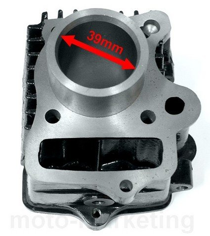 G/én/érique CC Cylindre Haut Moteur Piston Culasse KIT pour Honda ATC CD BENLY 4T