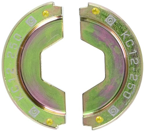 250 Die - Greenlee KC12-250 Crimping Die for Greenlee 12-Ton Tools, Copper, 250 Kcmil MCM