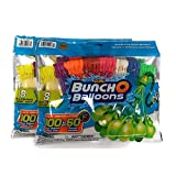 Zuru Buncho Balloons Self Sealing Water Balloons Multicolor 560 Water Balloons