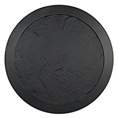 Protect your fire pit with this versatile cover that doubles as a Lazy Susan. Crafted from the same durable cast aluminum as the fire pits, it rests over the center of the pit to protect the burner from the elements. The cover fits any round ...