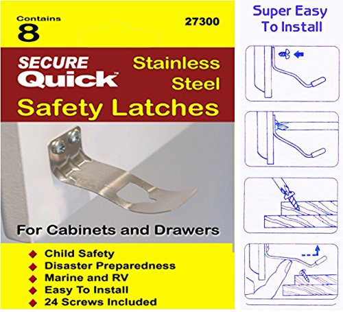 We Analyzed 4 256 Reviews To Find The Best Cabinet Locks