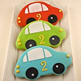 FMY Vehicle Car Shape Cookie Cutters Fruit Cut Molds Stainless Steel