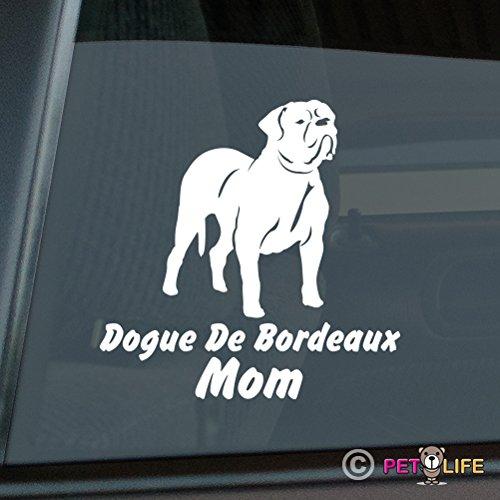 Dogue de Bordeaux Mom Sticker Vinyl Auto Window - Dogue Sticker De Bordeaux