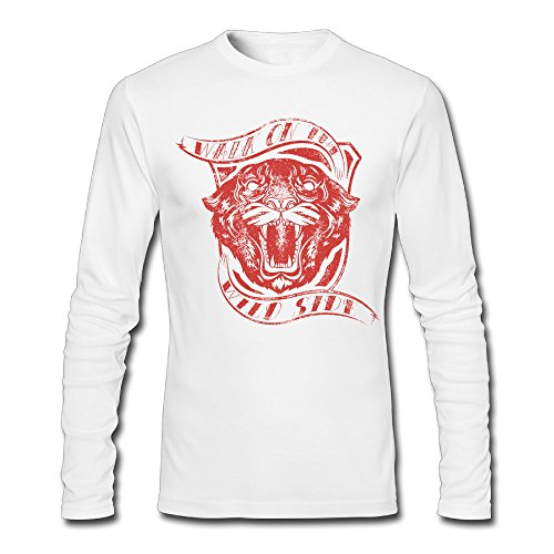 Bear Lion Teeshirt For Men's Tee Shirt