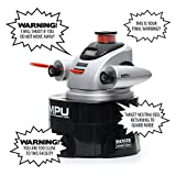 MPU Money Protection Unit Digital EURO Coin Counting Disc-Firing Robot Machine by Gift House International