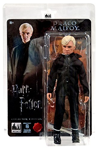Harry Potter 8 inch Action Figure Series one Draco Malfoy FIGURES TOY CO