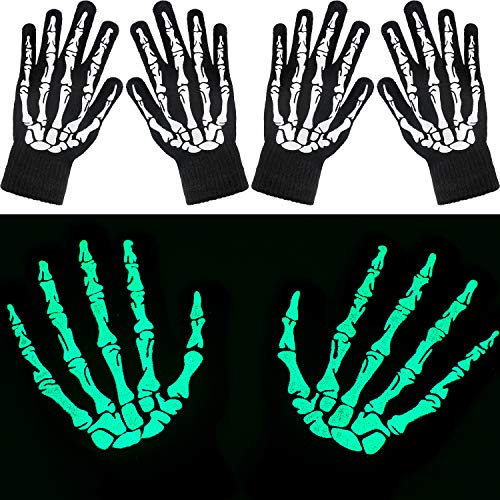 Tatuo 3 Pairs Stretch Knitted Mechanic Gloves